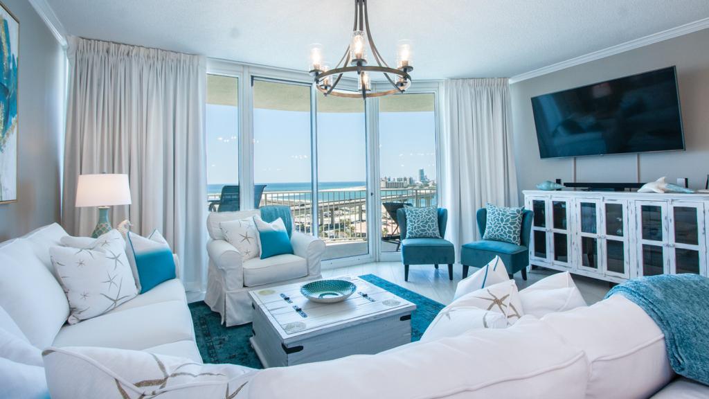 Caribe Resort B1116 Living Room Decor